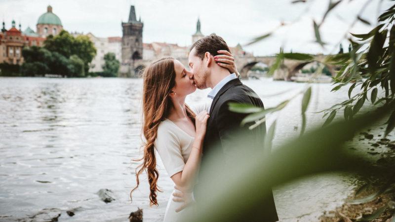 párové focení v Praze